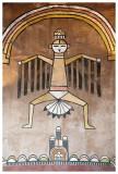 Fred Kabotie murals in the Watchtower
