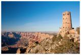 The Desert View Watchtower