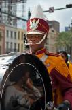 Parade Drummer