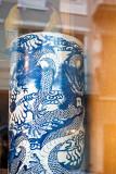 Blue Dragon On Display