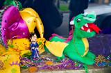 Mardi Gras Dragon