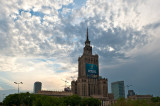 Sky Over The City