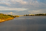 Panorama Of The River