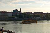 Vistula River And Old Town