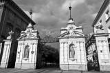 Warsaw University Gate