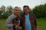 Mercedes With Asia And Andrzej