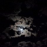 Full Moon Night Reflections