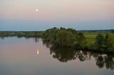 Twilight Over Bug River