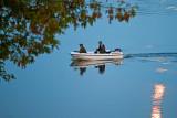 Returning From Fishing
