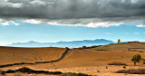 Moroccan Landscape With Clouds