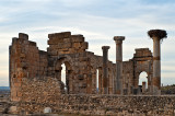 Basilica Ruins In Volubilis