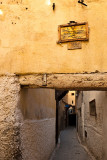 Street In Medina Of Fes