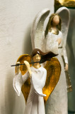 Flute Playing Angel