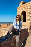 Emi In Essaouira
