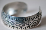 Patterns On Silver