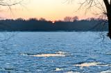 Winter Sunset Of My Birthday :)