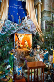 Christmas Crib At St. John The Baptist Church