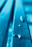Blue And Narrow