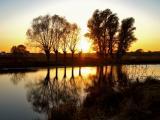 Mazowsze Sunset