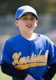 Kerrisdale Little League - Provident Security -2