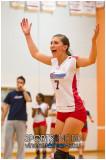 5 octobre 2011 Volleyball féminin AAA vs Vipères