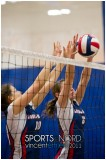 6 novembre 2011 - Volleyball AA
