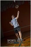 8 Novembre 2011 Badminton avec flash