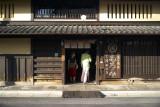Shōyu maker in Kyoto M8
