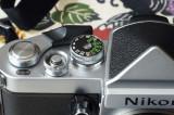 Nikon F2 @f22 0.45m D700