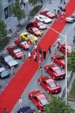 Red cars & carpet @f4 D700