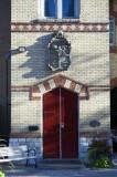 Fire station door @f4 D700