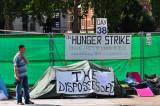 Day 38 on Hunger Strike