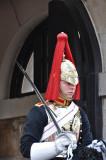 Household Cavalry Trooper