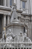 Queen Anne's Statue at St. Paul's