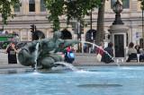 Trafalgar Statue