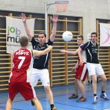 34. Korbballturnier 2011 der Sportunion Ägeri