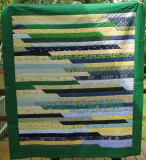 Blue Green Yellow Jelly Roll June 2011