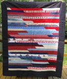 Red White Blue Jelly Roll June 2011