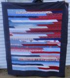 Jayne's Veterans Quilt October 2011