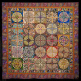 Award winning and published quilts