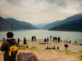 heavenly lake, wulumuqi China