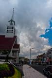 One of many Methodist Churches in Sibu