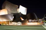 walt disney concert hall LA