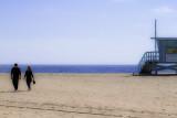 stroll along Zuma Beach
