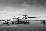 Plane to Sibu