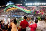 Chingay festival begins