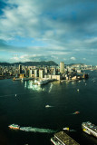 Kowloon from above