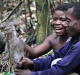 DZANGA NDOKI NATIONAL PARK - BA'AKA PYGMY HUNT - CENTRAL AFRICAN REPUBLIC (35).JPG