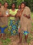 DZANGA NDOKI NP CENTRAL AFRICAN REPUBLIC - DAY WITH THE BA'AKA PYGMY (5).JPG