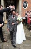 Chris & Ruths Wedding, Walcot Hall, Shropshire,  30th June 2012